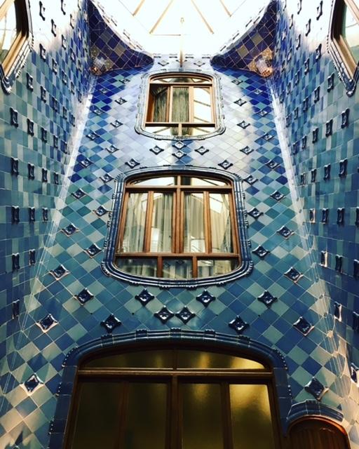 Casa Batllo. From An Unusual Way to Explore Barcelona