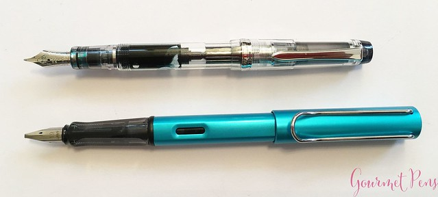 Review Pilot Custom Heritage 92 Fountain Pen - Broad @PilotPenUSA @PenChalet 10