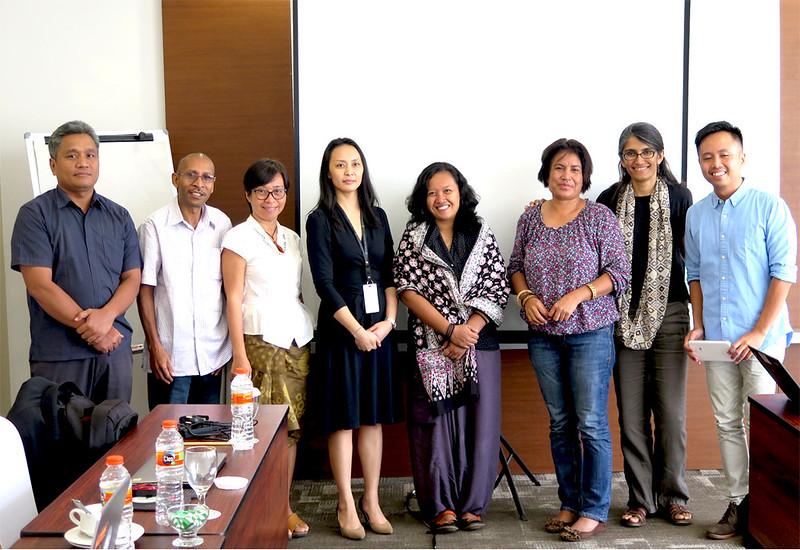 Pertemuan DGM-I di Bogor