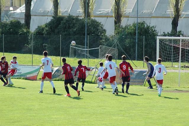 Giovanissimi Regionali Elite, Piovese - Virtus 1-2