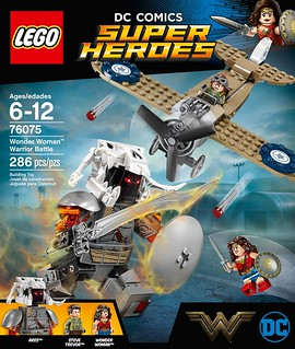 LEGO DC Super Heroes 76075 - Wonder Woman Warrior Battle | by THE BRICK TIME Team