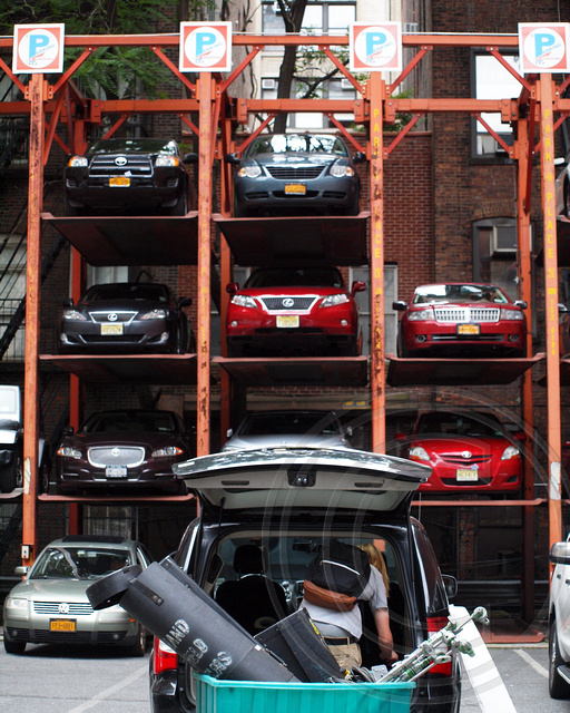 equipment automatic garage gxmnzaedithb parking car puzzle elevator product smart china