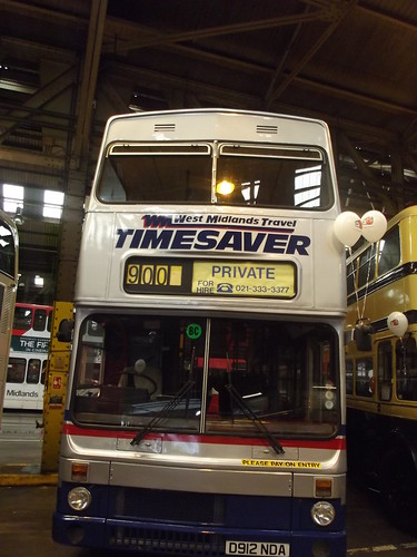 Yardley wood bus garage open day private times