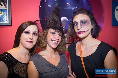 31/10/2013 Halloween al Fuori Orario