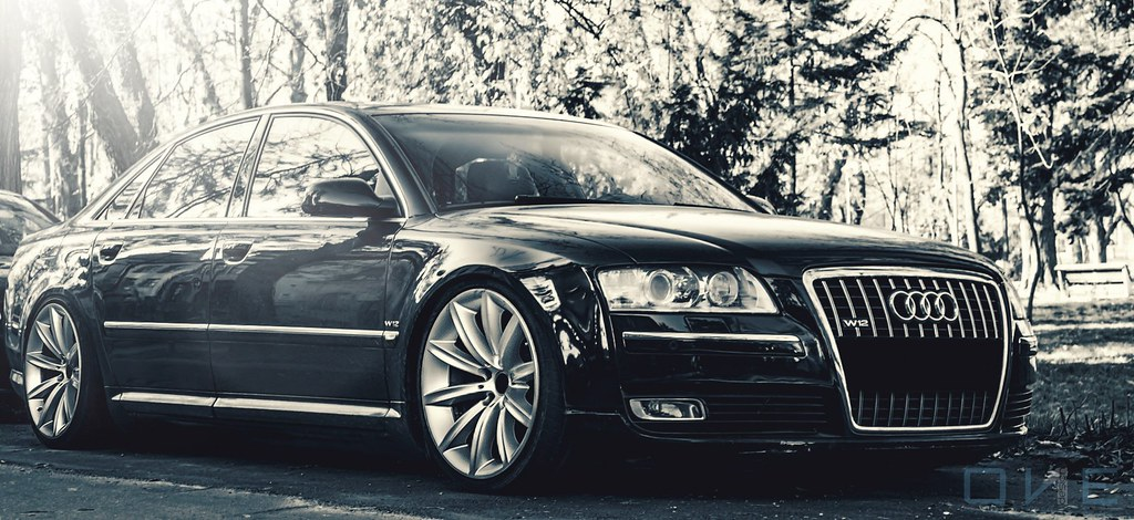 Audi A W ONE Design Flickr - Audi a8 w12