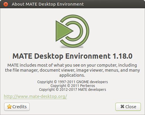 Mate DE 1.18.0