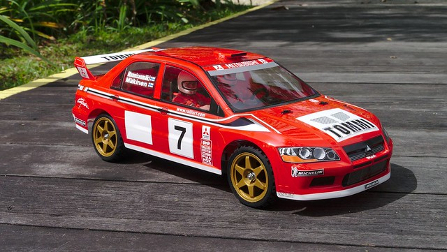 [PHOTOS] Japanese rally cars from the 90s, Tamiya-style 32946030332_0a3c6a8346_z