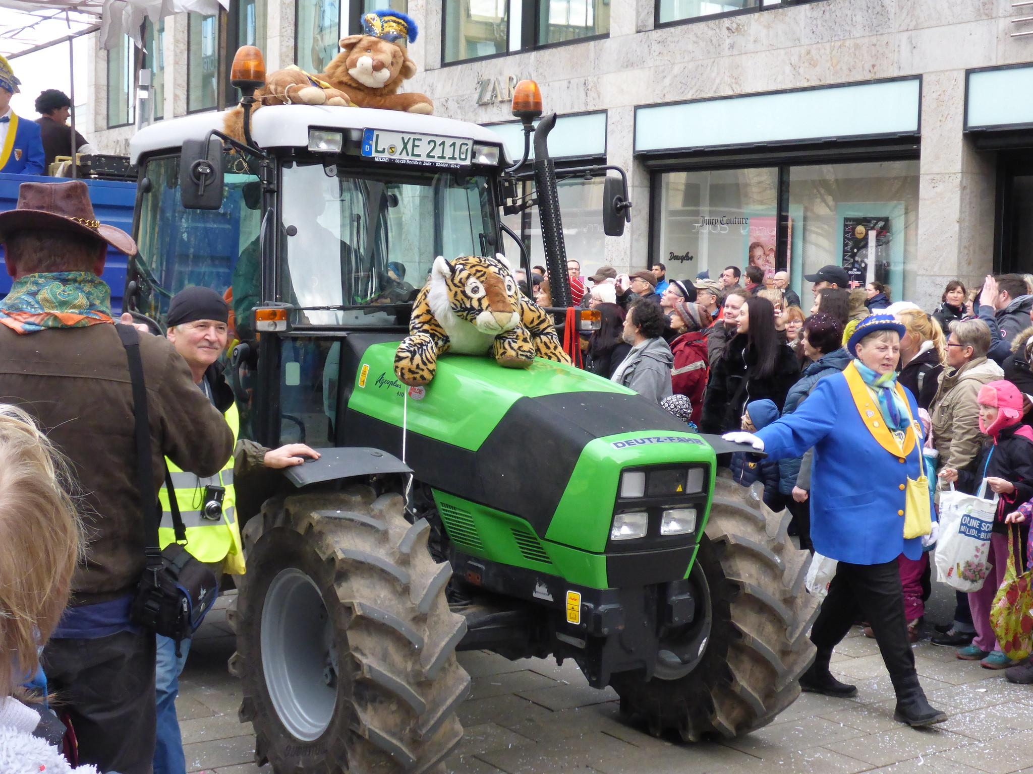 Karnevalsumzug Leipzig 2017 143