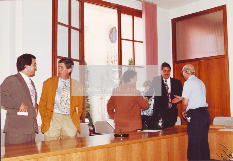 Acte assentament CiU 15/06/1981