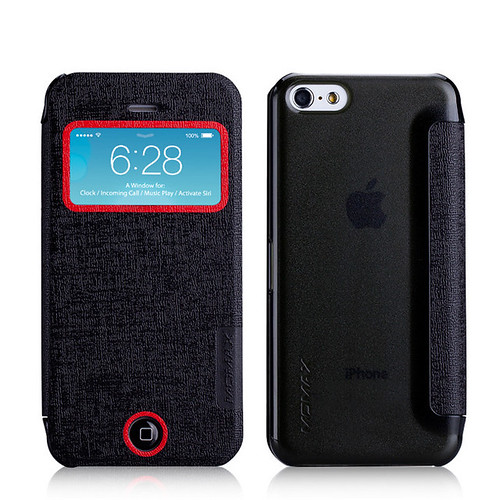Flip Leather Case For Iphone  Plus