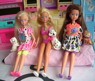 Barbie Hawaii Fashions
