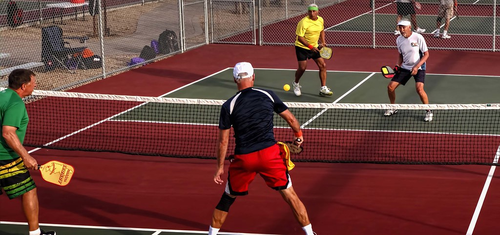Grand Canyon 2014 Pickleball Tournament