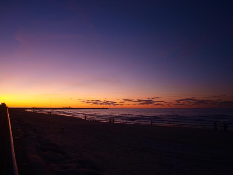sunrise kołobrzeg