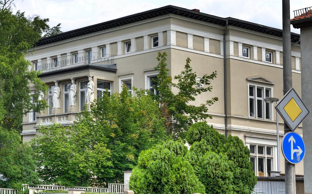 Villa Schmidt villa schmidt gera gagarinstraße 30 flickr