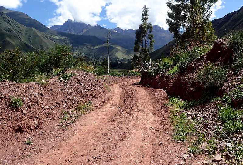De Cusco a Písac