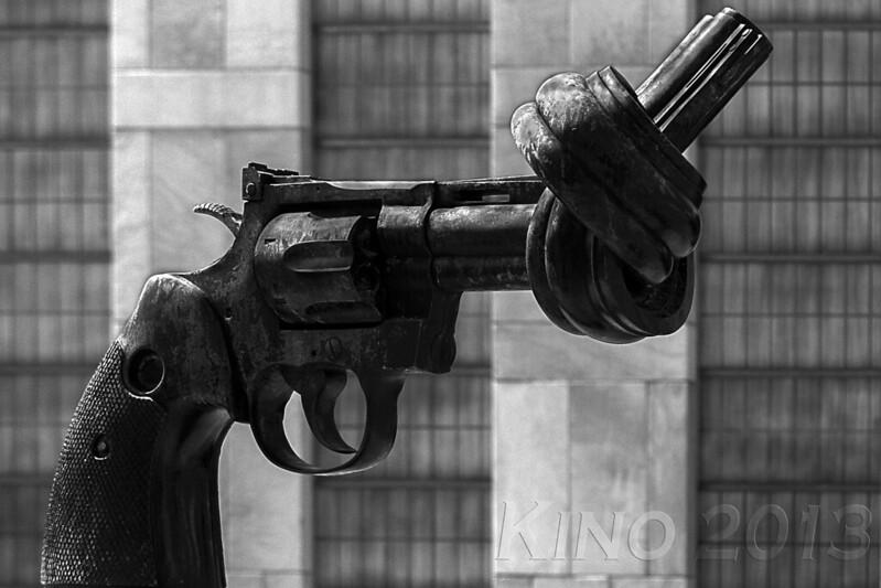 Armas para la paz