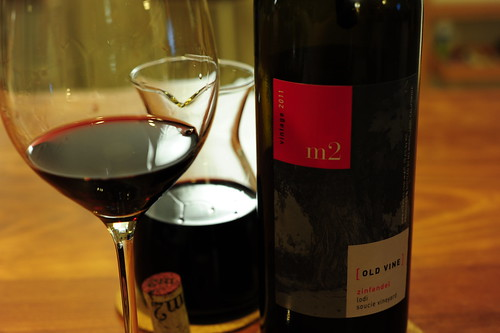 2011 m2 Wines Old Vine Zinfandel | by x9x2x