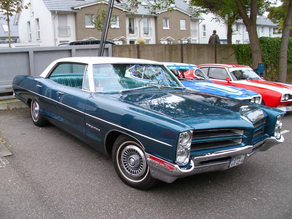 Pontiac Star Chief Executive 1966