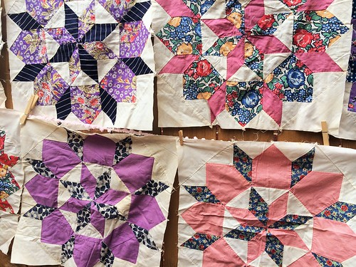 Vintage Quilt Blocks 5 | by texas freckles | Melanie