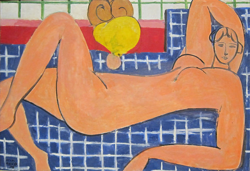 Henri Matisse, Large Reclining Nude, 1935 | by Sharon Mollerus