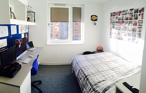 University Of Derby Accommodation Student Room