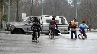 Inundaciones en Pilar, Luján y San Antonio de Areco