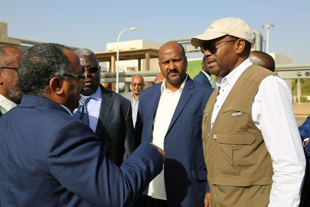 AfDB President's official mission to Sudan, 27th February 2017