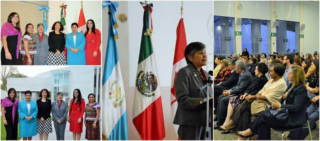 Conmemoran Día Internacional de la Mujer marcando la diferencia