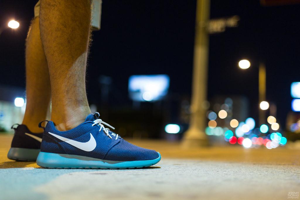 ... Nike Roshe - Squadron Blue  8a8711976b
