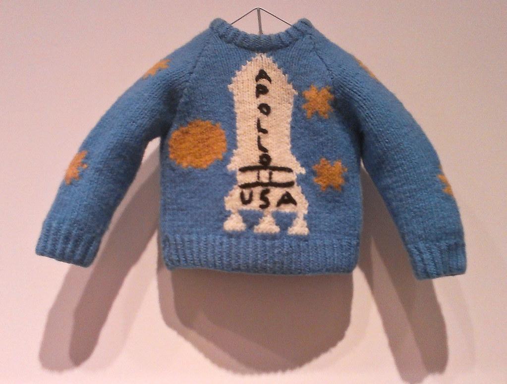 Apollo Usa Sweater Warn By Danny Lloyd Aka Danny Torrance Flickr