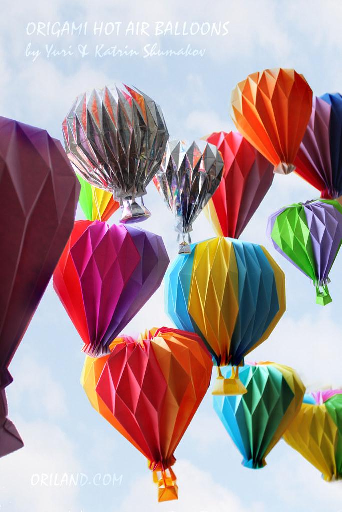 Oriland Hot Air Balloon Fleet Oriland Hot Air Balloons Are Flickr