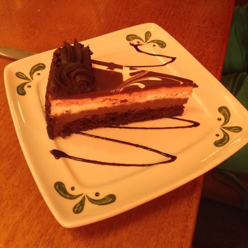 Black Tie Mousse Cake Olive Garden Dessert Olivegarden Flickr