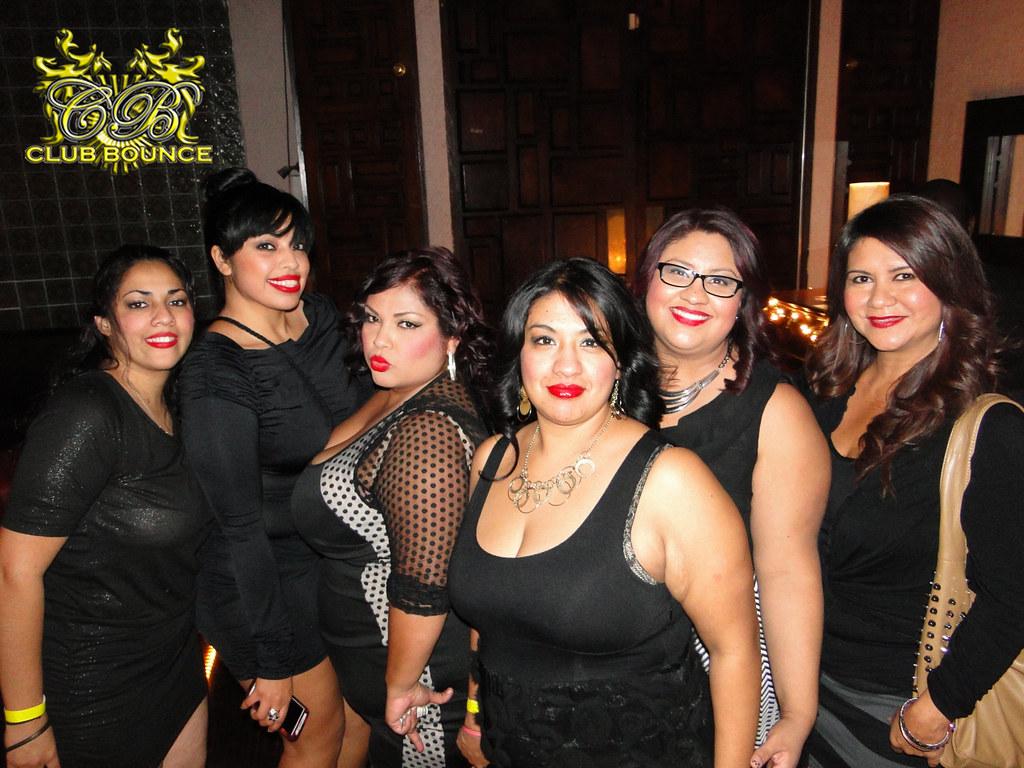 Bbw night club