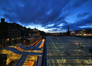 Waverly Station - Edinburgh | by Mike Bolam