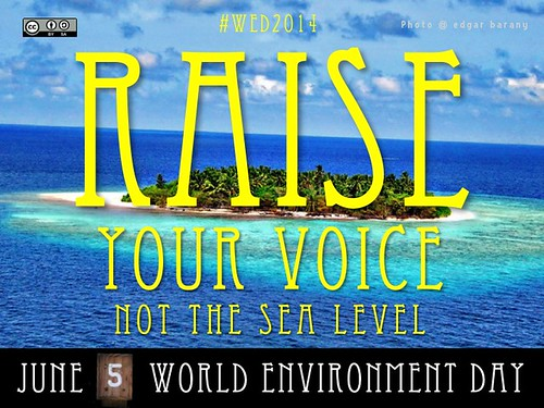 7 Ways to Raise Your Voice (and Not Sea Levels) for World Environment Day