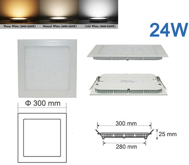 Cheap Chinese ceiling LED lamp teardown - Page 1