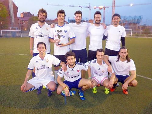 Deportivo Birritas subcampeón Segunda División