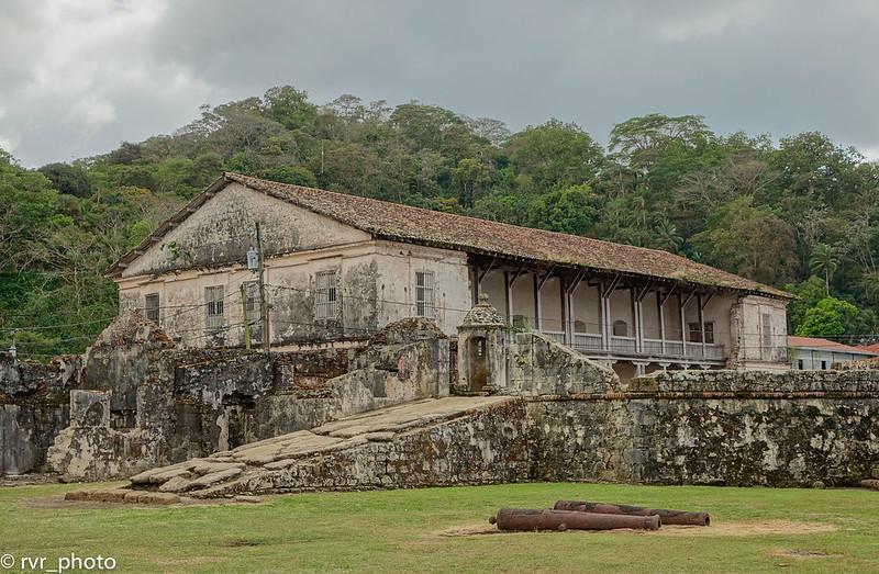 Edificio antigua Aduana de Portobelo, Panamá