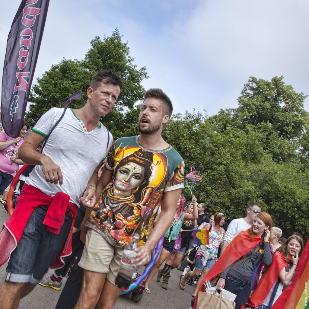 Norwich Pride 2013 - Shiva | Nick J Stone | Flickr