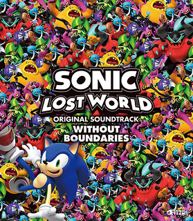 Sonic Lost World OST | by SEGA of America
