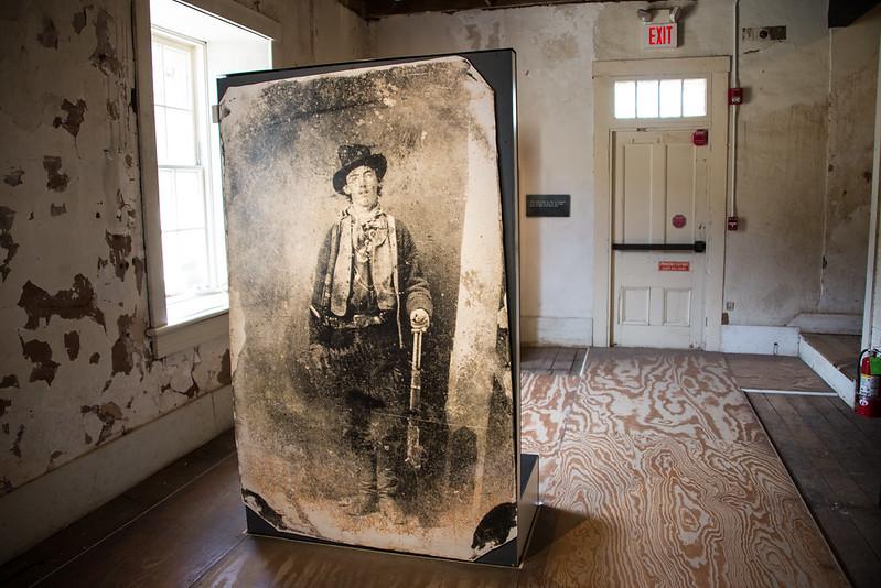 Billy the Kid escape site