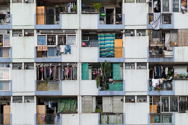Hong Kong - apartments