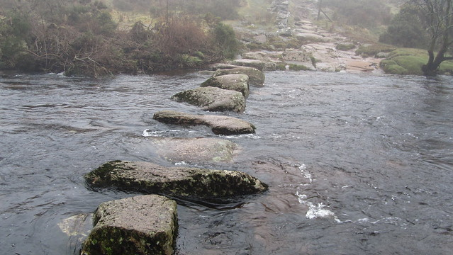 Laughter Hole Stepping Stones