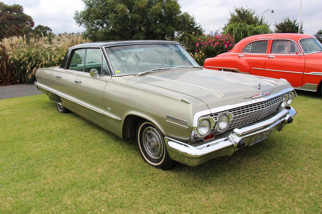 ... 1963 Chevrolet Impala 4 Door Hardtop Sport Sedan | By Sicnag