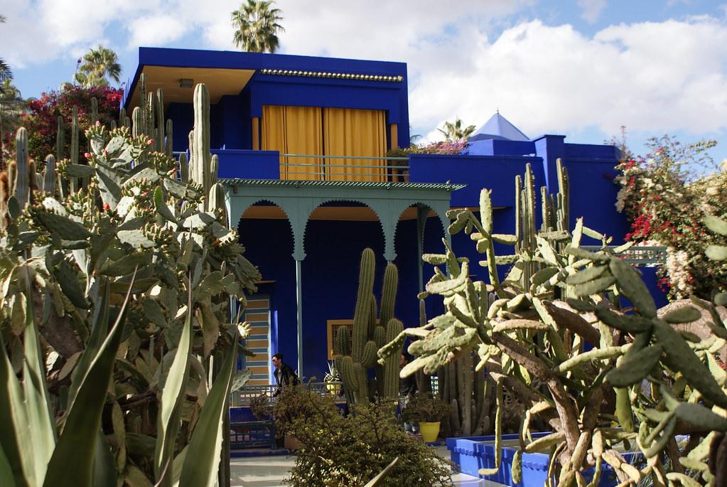 Jardin Majorelle Et Musée Berbère à Marrakech
