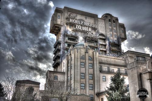 Disneyland Paris - Hollywood Tower Hotel
