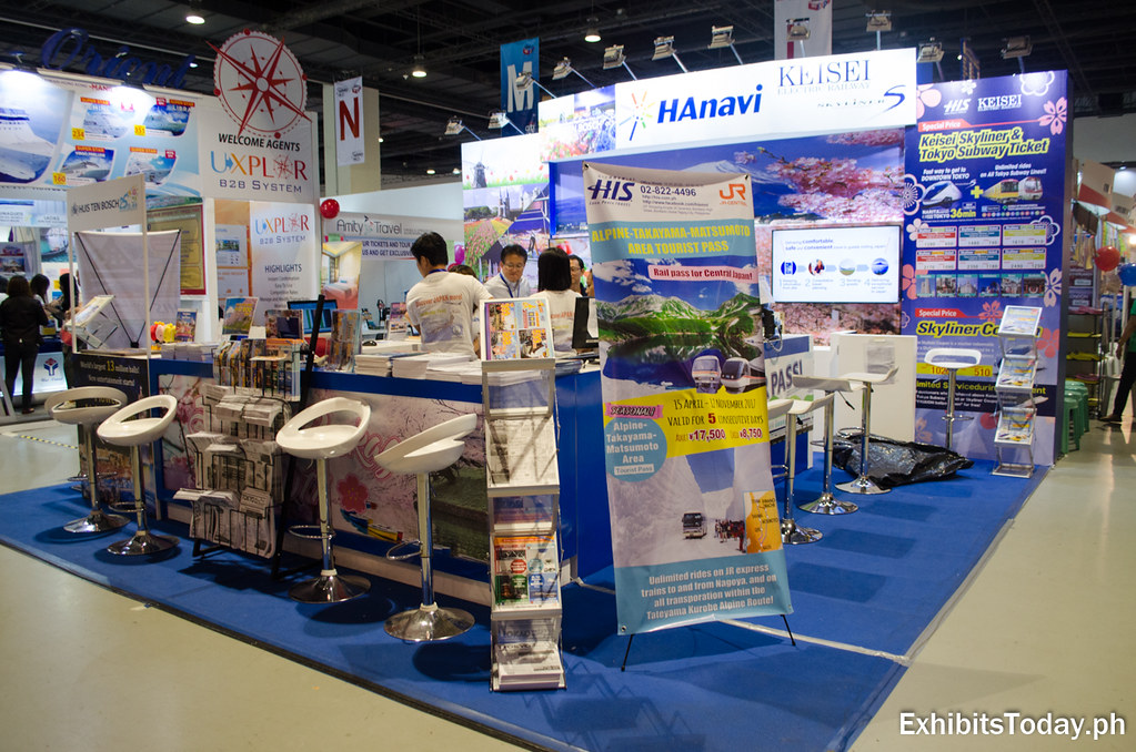 HAnavi Exhibition Stand