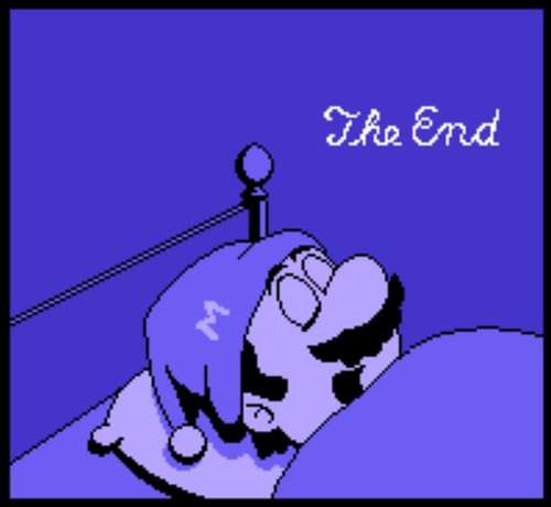 Super Mario Bros 2 Ending (March 6 2016)