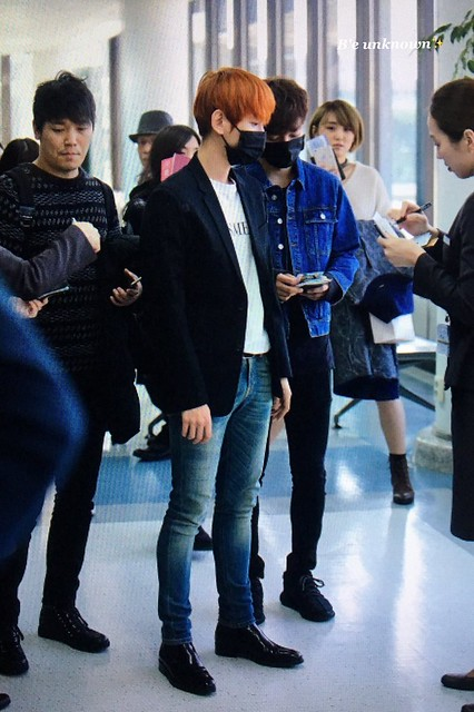170309 EXO-CBX at Gimpo Airport