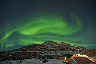 The northern Lights | by Najwa Marafie - Free Photographer